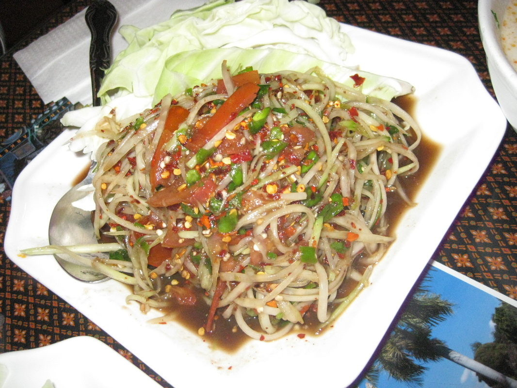 Thai confessions of a food lover for Ano thai lao cuisine menu